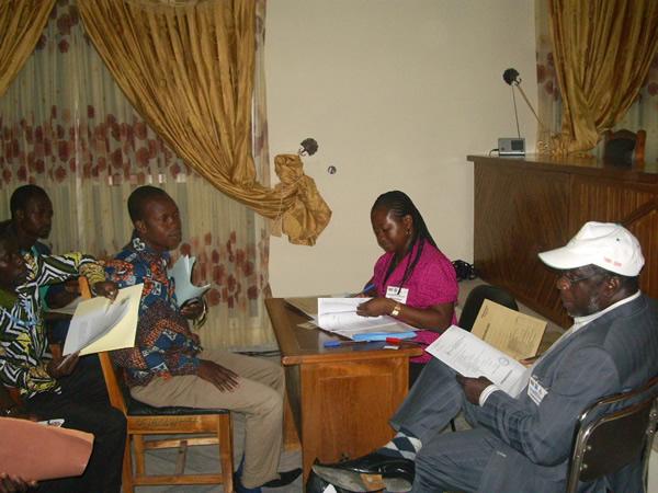 Opération de recensement des agents publics de l'Etat à la HAAC