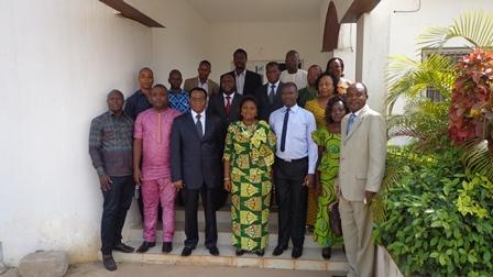 Renforcement des relations de coopération et d'échange d'expériences: Une délégation de la HAAC-Benin en visite de travail à la HAAC-Togo