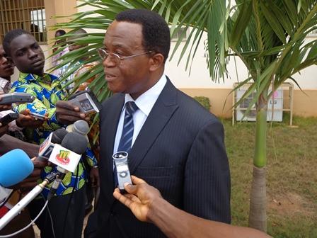 Le Président de la HAAC TOGO Monsieur Biossey Kokou TOZOUN élu Président de la Plate-forme des Régulateurs de l'Audiovisuel des pays membres de l'UEMOA et de la Guinée