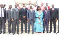 Nouvelle mandature : les neuf membres ont prêté serment