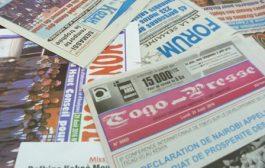 Revue de presse N° 702 du Lundi 29 août 2016