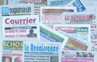 Revue de presse N° 700 du jeudi 25 août 2016