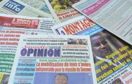 Revue de presse N° 707 du 05 septembre 2016