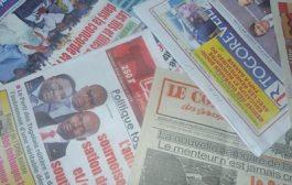 Revue de presse N° 716 du 19 septembre 2016