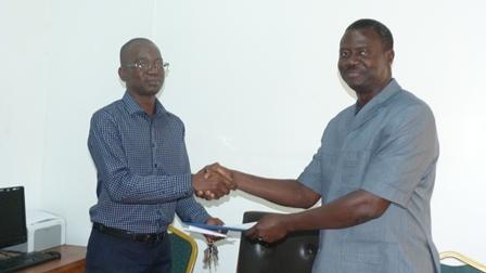 VIAGBO Komivi, nouveau Chef de Cabinet du Président