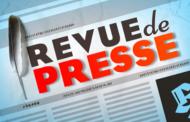 Revue de presse N°739 du 21 octobre  2016