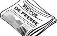 Revue de presse N° 899 du 26 juin 2017