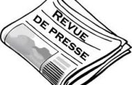 Revue de presse N° 971 du lundi 23 octobre 2017