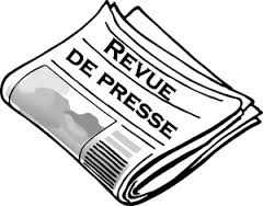 Revue de presse N° 781 du 23 décembre 2016
