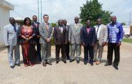 Visite de courtoisie de l'Ambassadeur de l'Union Européenne au Togo à la HAAC