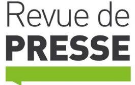 Revue de presse N° 1005 du 14 décembre 2017