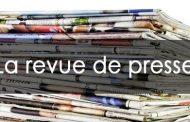 Revue de presse N° 925 du 4 août 2017