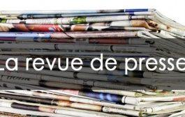 Revue de presse N° 832 du 14 mars 2017