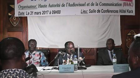 Relecture des textes régissant la presse et la Communication au Togo: La HAAC engage la réflexion avec les professionnels des médias de l'intérieur du pays