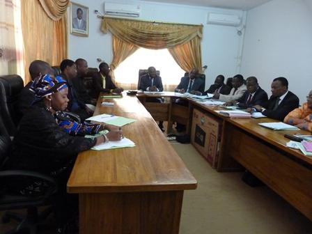 Régulation : Une équipe du CSC du Niger en visite d'échanges d'expériences à la HAAC