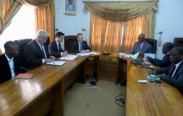 Une délégation américaine en visite d'échanges à la HAAC