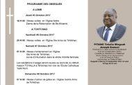 Les Obsèques de Monsieur Pitang TCHALLA