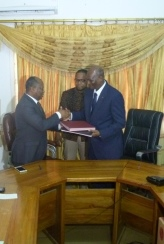 Le nouveau président de la HAAC prend fonction