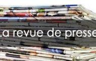 Revue de presse  N° 1196 du 07 août 2019