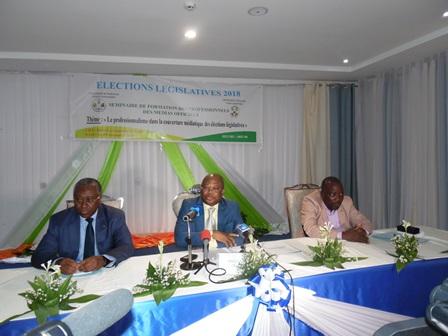 La HAAC prescrit le professionnalisme dans la couverture médiatique des élections législatives
