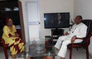 Le bureau de l'OMS au Togo et la HAAC explorent les pistes d'une collaboration