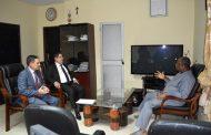L'Ambassadeur de France au Togo sollicite les conseils de la HAAC en matière de communication des entreprises