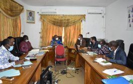 Ministère de la Communication, des Sports et de l'Education à la Citoyenneté et au Civisme : Le nouveau Conseiller technique en visite de prise de contact à la HAAC
