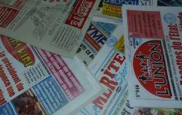 Revue de presse N° 706 du 02 septembre 2016