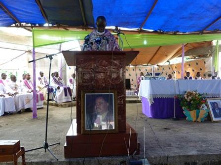 Le président Pitang Tchalla repose en paix dans son village natal