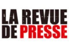 Revue de presse N° 1217 du 20 septembre 2019