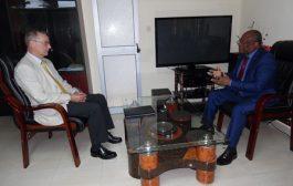 L'Ambassadeur d'Allemagne au Togo et la HAAC réaffirment leur attachement à la liberté de presse