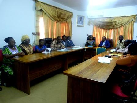Médias : L'APAC-Togo a présenté son bureau exécutif à la HAAC