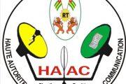 Nouveau Règlement Intérieur de la HAAC