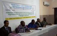 Elections municipales 2019 : une soixantaine de participants formés à Tsévié sur les textes réglementaires de la HAAC