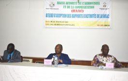 La HAAC adopte ses rapports d'activités à Kara